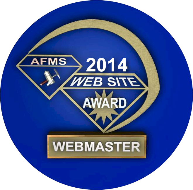 American Federation of Mineral Societies 2014 Web Award